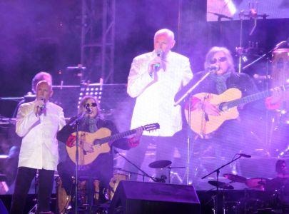 Arno Raunig and José Feliciano