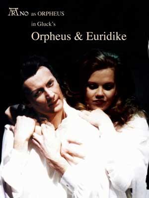 Arno Raunig Orpheus und Euridike. Gluck