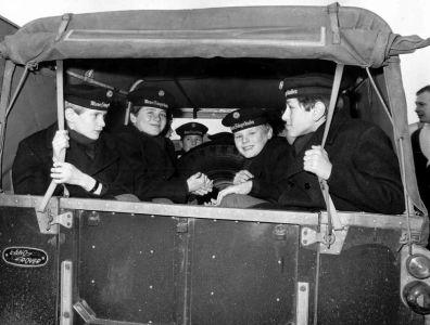 Wiener Sängerknaben (Vienna Choir Boys) mit Arno Raunig
