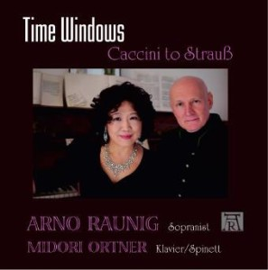 Time Windows Arno Raunig Caccini to Strauss