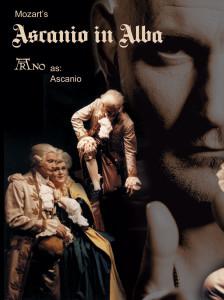 Mozart Ascanio (Ascanio in Alba)