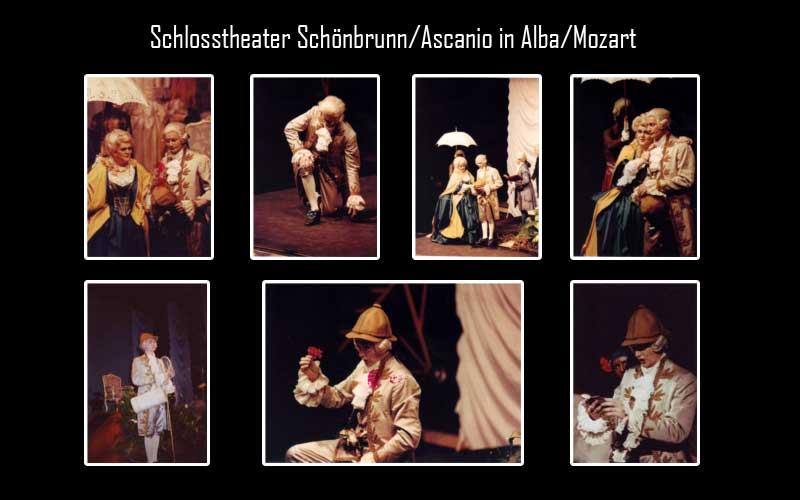Schlosstheater Schönbrunn/Ascanio in Alba/Mozart