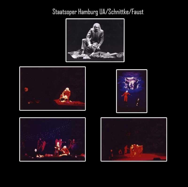Staatsoper Hamburg UA/Schnittke/Faust