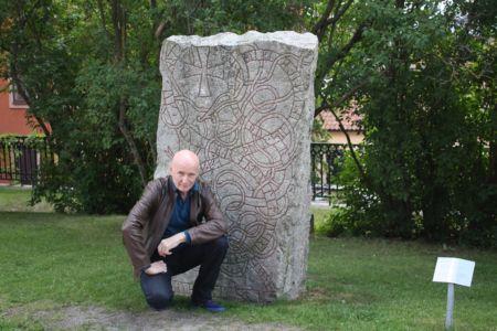 Runenstein Uppsala