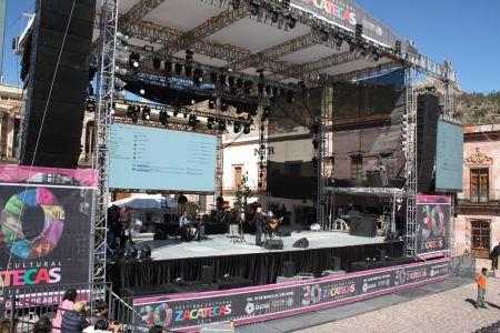 ZACATECAS FESTIVAL MEXICO
