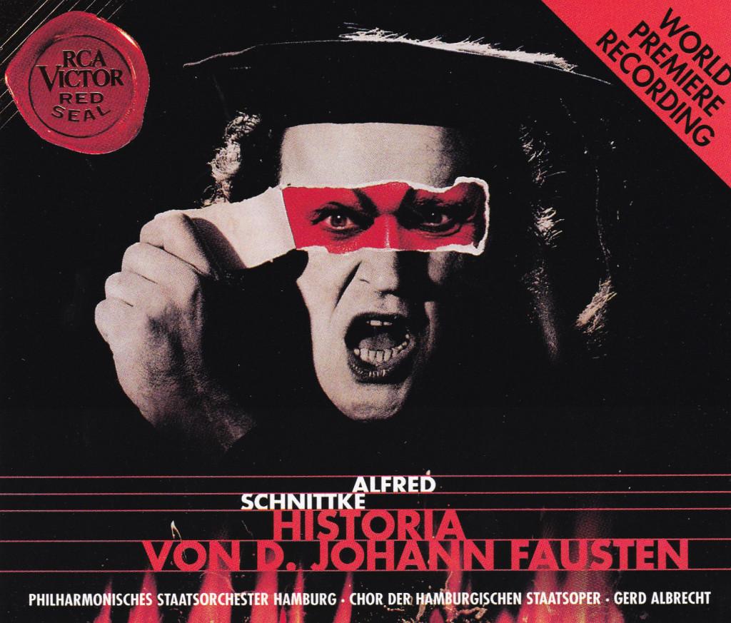 Alfred Schnittke – Historia von D. Johann Fausten