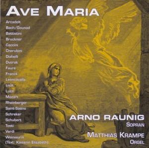 Ave Maria Arno Raunig