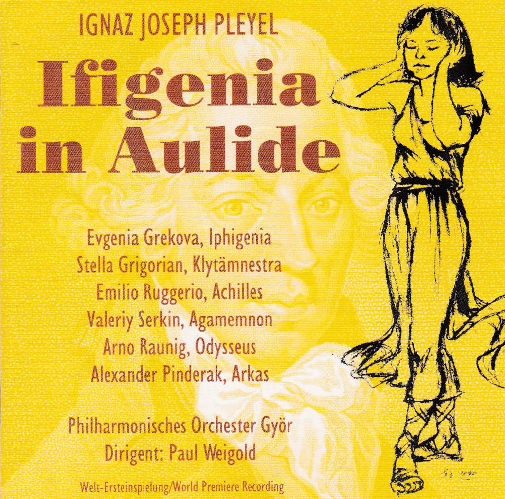 Ignaz Joseph Pleyel Ifigenia in Aulide