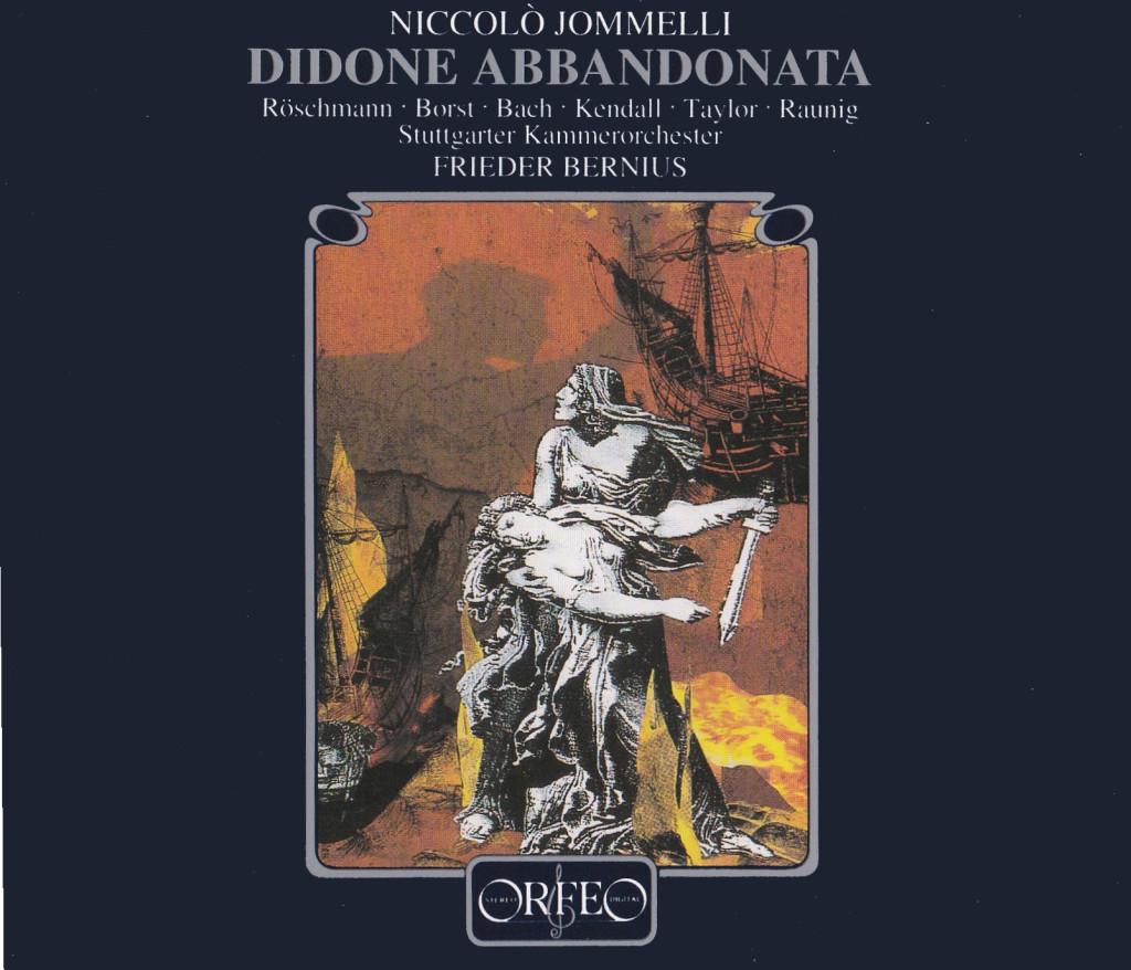 Niccolo Jommelli – Didone abbandonata